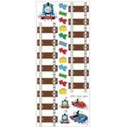 """RoomMates® Thomas and Friends Peel and Stick Growth Chart, 18"""" x 40"""""""