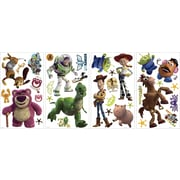 """RoomMates® Toy Story 3 Glow in the Dark Peel and Stick Wall Decal, 10"""" x 18"""""""