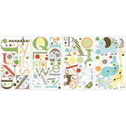 "RoomMates® Animal Alphabet Peel and Stick Wall Decal, 10"" x 18"""