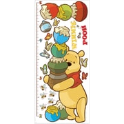 """RoomMates® Pooh and Friends Peel and Stick Growth Chart, 18"""" x 40"""""""