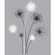 "RoomMates® Graphic Dandelion Peel and Stick Giant Wall Decal, 18"" x 40"""