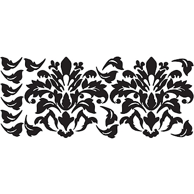 RoomMates® Damask Peel and Stick Wall Decal, 16 1/2