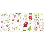 """RoomMates® Winter Holiday Peel and Stick Wall Decal, 10"""" H x 18"""" W"""