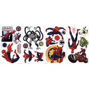 "RoomMates® Ultimate Spider Man Peel and Stick Wall Decal, 10"" x 18"""