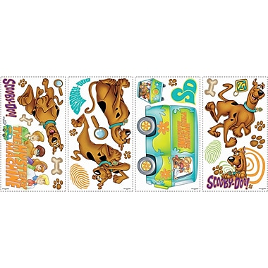 RoomMates® Scooby-Doo Peel and Stick Wall Decal, 10