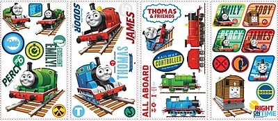 RoomMates® Thomas the Tank Engine™ Peel and Stick Wall Decal, 10