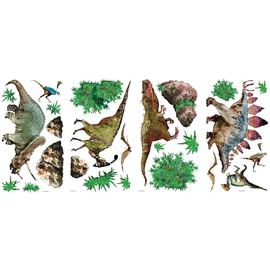 RoomMates® Dinosaur Peel and Stick Giant Wall Decal, 10