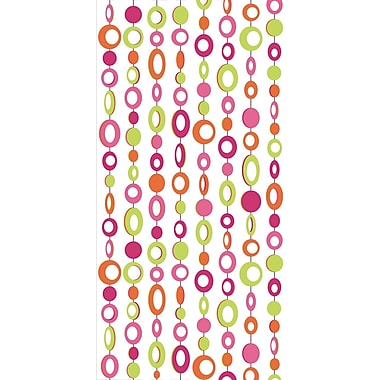 RoomMates® Beaded Curtain Locker Peel and Stick Wall Decal, 8 3/5