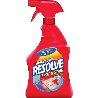 Professional Resolve 174 Spot Amp Stain Carpet Cleaner Spray