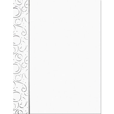 Great Papers® Silver Foil Stars and Streamers, 25/Pack