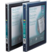 Avery® Flexi-View Presentation Binder, ½""
