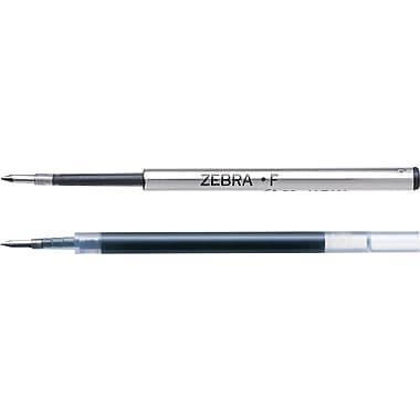 Zebra® Pen Refills, 2/Pack