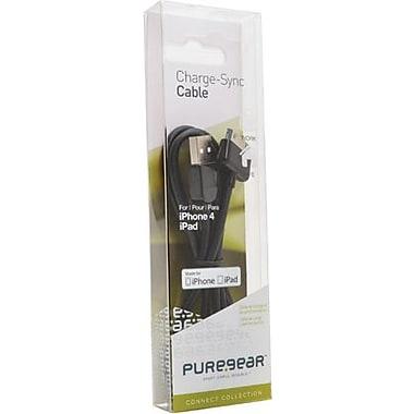 Puregear® - Câble de recharge-synchronisation pour iPhone/iPad