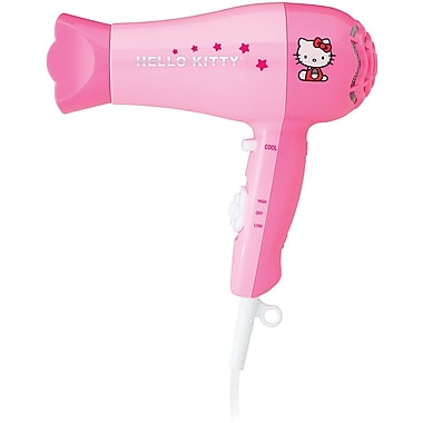 Hello Kitty KT3052A Hair Dryer, Pink (JENKT3052A)