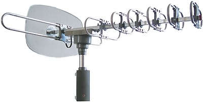Supersonic® SC-609 360 deg HDTV Digital Amplified TV Motorized Rotating Antenna