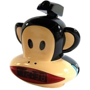 Paul Frank® PF254 Projection Clock Radio, Multi color