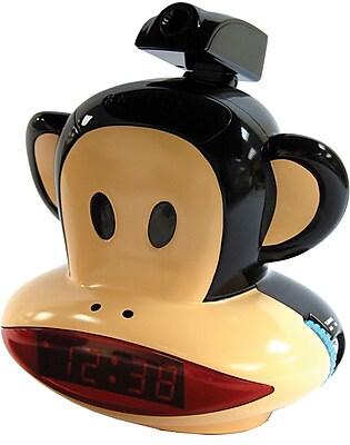 Paul Frank PF254 Projection Clock Radio, Multi color