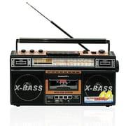 Quantum® FX J-21U Radio Cassette With USB/SD