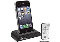 Pyle® PIDOCK1 Universal iPod/iPad/iPhone Docking Station For Audio Output Charging