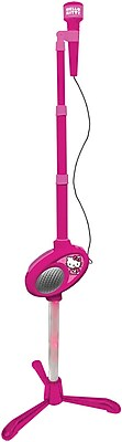 Hello Kitty® 19909 Microphone Stand With Microphone
