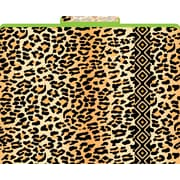 Barker Creek Leopard Decorative File Folders, Letter, 3 Tab, 12/pack (LL1320)