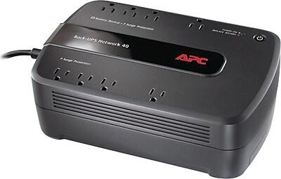 APC BackUPS Network 450VA Battery Backup System