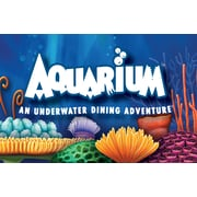 Aquarium Restaurants Gift Cards