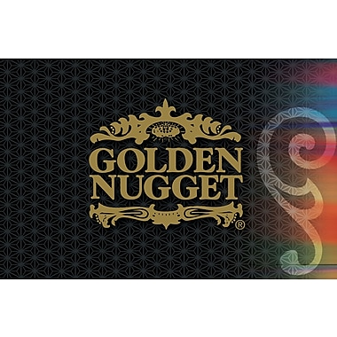 Golden Nugget Gift Card $50 (Email Delivery)