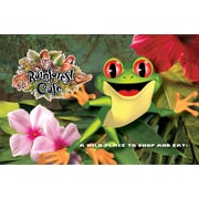 Rainforest Cafe Gift Cards