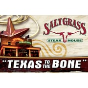 Saltgrass Steak House Gift Card $50 (Email Delivery)
