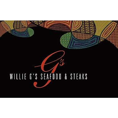 Willie G's Seafood & Steak House Gift Card $50 (Email Delivery)
