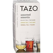Starbucks® Tazo Flavored Teas, Assorted, 24 Tea Bags/Box