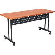 Balt 60'' Rectangular Training Table, Cherry (90318)