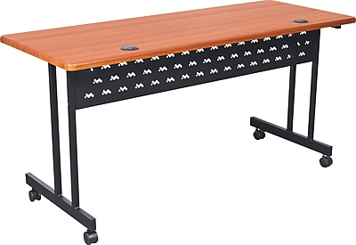 Balt Task 72'' Rectangular Training Table, Cherry (90320)