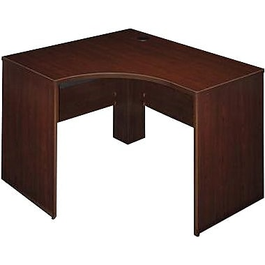 Bush® - Coquille de bureau en coin droit de 47 po de la collection Quantum™,