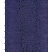 MiracleBind Notebook, College/Margin, 9-1/4 x 7, White, 75 Sheets, Purple Cover