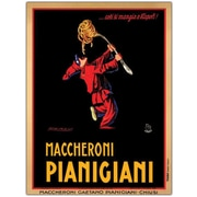 """Trademark Global Achille Mauzan """"Maccheroni Piangiani"""" Canvas Art, 24"""" x 32"""""""