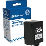 DP Reman Black Ink Cartridge, Canon BC-20 (0895A003)