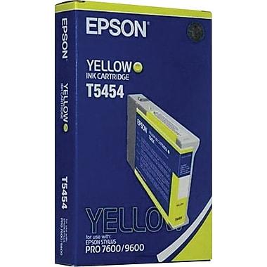 Epson® – Cartouche d'encre photo jaune T545400