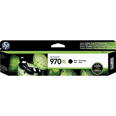 HP 970XL Cartouche d'encre noire à rendement élevé d'origine (CN625AM)