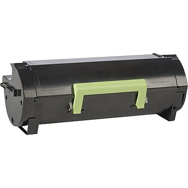 Lexmark Black Toner Cartridge (60F0HA0), High Yield