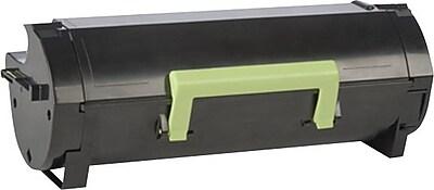 Lexmark Black Toner Cartridge (60F0HA0), High Yield