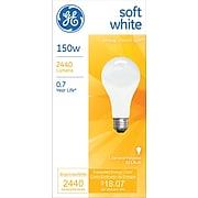 SLI Supreme Lighting® Soft White Lightbulbs, 150-Watt, 1/Pack