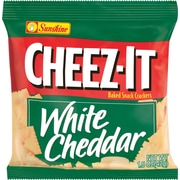 Cheez-It Cracker, 1.5 oz., 8/BX, White Cheese