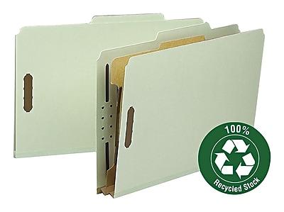 Classification Folder, 1 Divider, 2