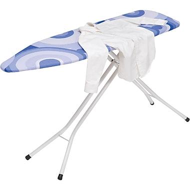 Honey Can Do Metal Ironing Board, 4 Leg, Blue (BRD-01406)