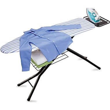 Honey Can Do® 4 Leg HD Ironing Board with Iron Rest