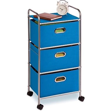 Honey Can Do 3-Drawer Rolling Carts