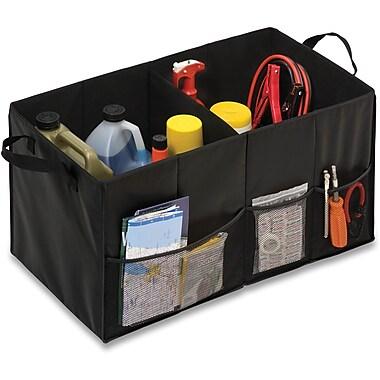 Honey Can Do Folding Trunk Organizer, Black (SFT-01166)