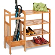 Honey Can Do Bamboo Entryway Organizer, bamboo (SHO-02222)